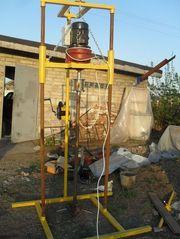 Буровые установки на воду