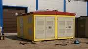 Трансформаторные подстанции в бетонном исполнении 2БКТП,  доставка,  шеф